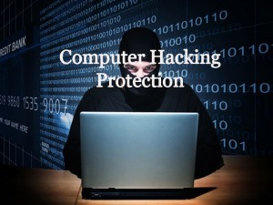 Computer Hacking Protection
