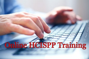 Online HCISPP Training